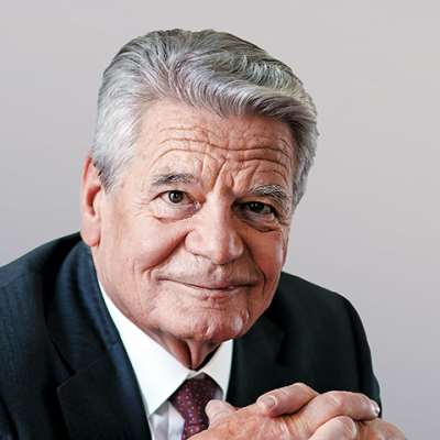 Gauck, Joachim