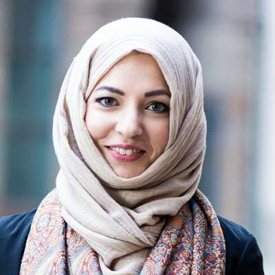 Hübsch, Khola Maryam