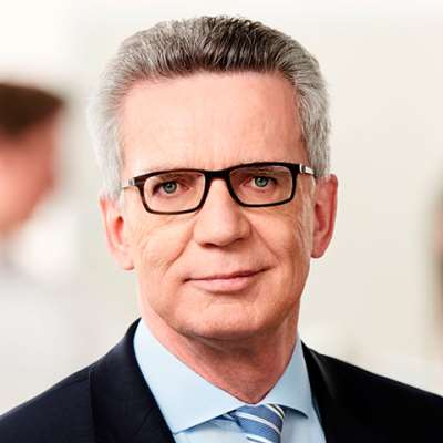 Maizière, Thomas de